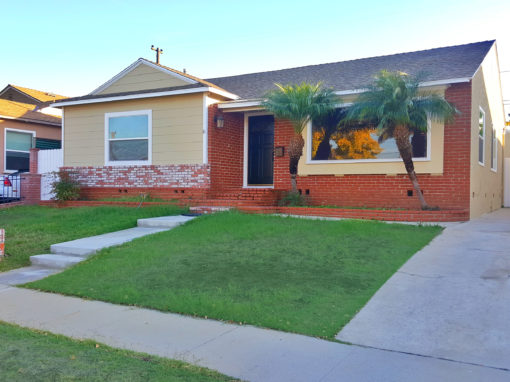 2812 FLANGEL ST, LAKEWOOD CA | 3 BED | 1.5 BATH | 5,000+ SQ FT LOT