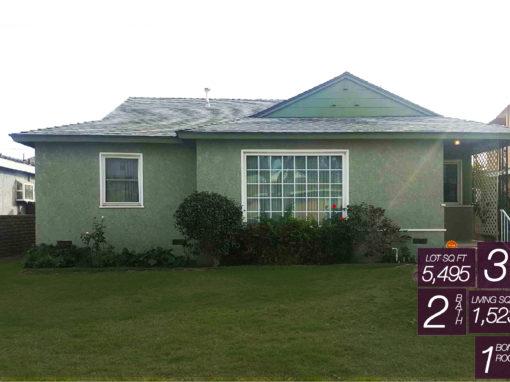 SOLD! 10468 HOPLAND ST, BELLFLOWER CA 90706 | 3 BED | 2 BATH | BONUS ROOM | 1,523 LIVING SQ FT