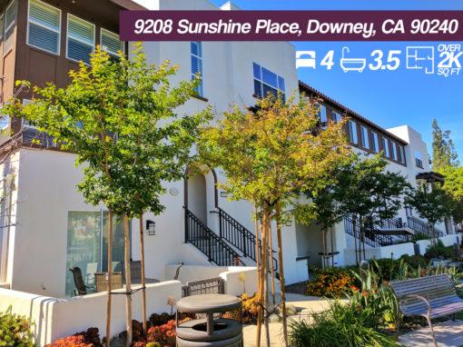 9208 Sunshine Place, Downey, CA 90240 | 4 BED | 3.5 BATH | +2K SQ FT