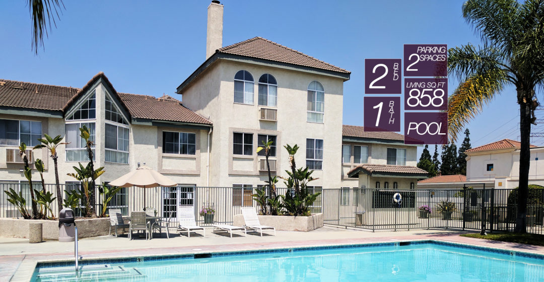 15000 Downey Avenue Unit #135, Paramount, CA | 2 BED | 1 BATH | POOL
