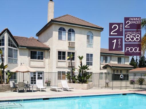 15000 Downey Avenue Unit #135, Paramount, CA | 2 BED | 1 BATH | POOL