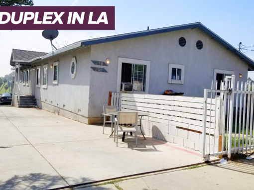 SOLD!!! 216-218 Dickerson Ave Los Angeles, CA 90063 | DUPLEX | Unit 1:  4 Bed 2 Bath | Unit 2:  4 Bed 2 Bath