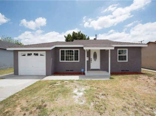 9124 Hasty Ave., Downey 90240 CA | 3 BED | 2 BATH | 1,131 LIVING SQ FT