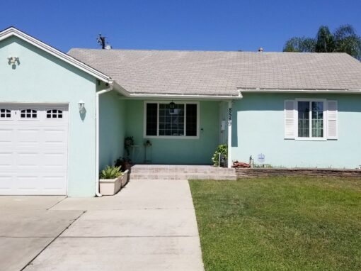 8549 Smallwood Ave., Downey CA | 3 BED | 1 BATH | AC
